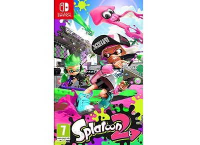 Nintendo Switch Used Game: Splatoon 2 gaming   used games   nintendo switch used