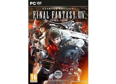 Final Fantasy XIV Starter Edition - PC Game gaming   παιχνίδια ανά κονσόλα   pc