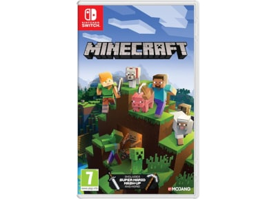 Minecraft: Nintendo Switch Edition - Nintendo Switch Game