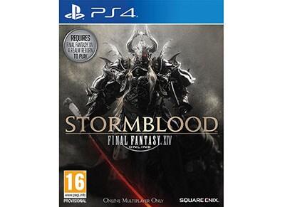 Final Fantasy XIV Stormblood - PS4 Game