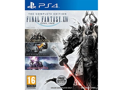 Final Fantasy XIV Complete Edition - PS4 Game