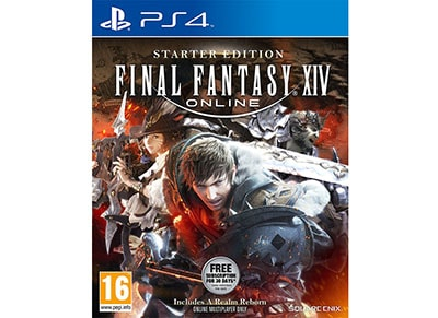 Final Fantasy XIV Starter Edition - PS4 Game