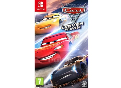 Cars 3: Driven to Win - Nintendo Switch Game