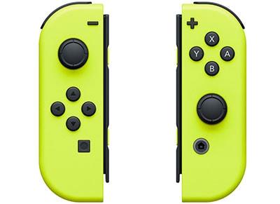 Nintendo Joy-Con Pack Neon Yellow - Χειριστήριο Nintendo Switch Κίτρινο