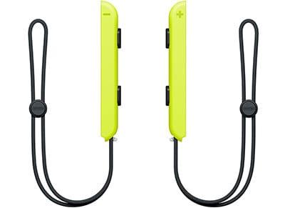 Nintendo Joy-Con Strap - Λουρί Καρπού Nintendo Switch Κίτρινο