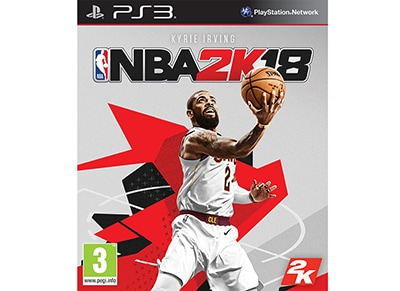 NBA 2K18 - PS3 Game
