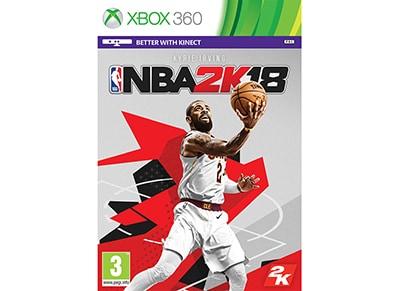 NBA 2K18 - Xbox 360 Game