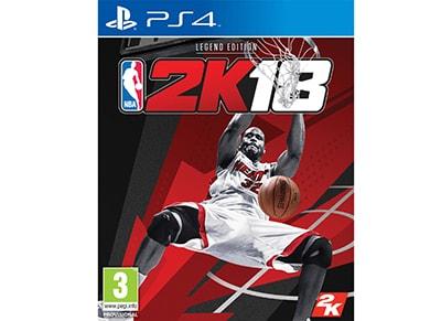 NBA 2K18 Shaq Legend Edition - PS4 Game gaming   παιχνίδια ανά κονσόλα   ps4