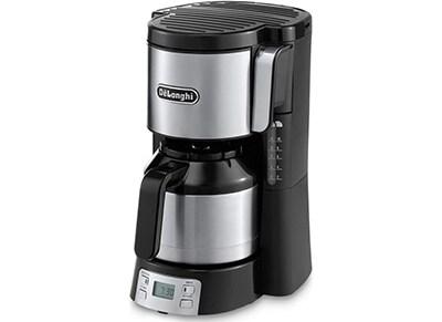 Καφετιέρα Φίλτρου Delonghi ICM15720 - 900w - Μαύρο είδη σπιτιού   smartliving   coffee corner   καφετιέρες