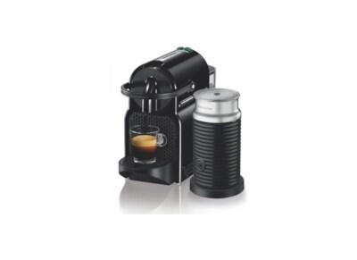 Καφετιέρα Delonghi Nespresso Inissia - Black & Aeroccino