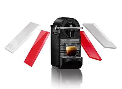 Καφετιέρα Delonghi Nespresso EN126 Pixie Clips