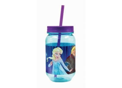 Παγούρι GIM - Frozen Magic - PE - 550 ml