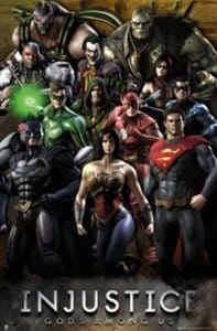 Injustice Group Poster