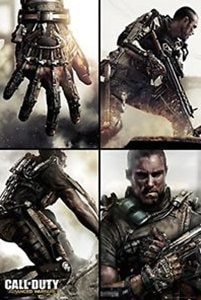 Call Of Duty Advance Warface Poster