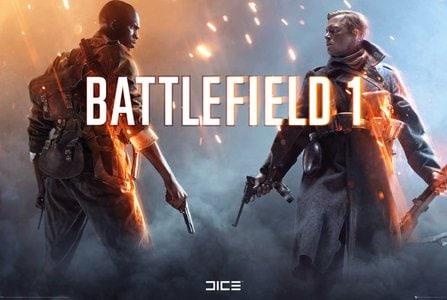 Battlefield 1 Main Poster