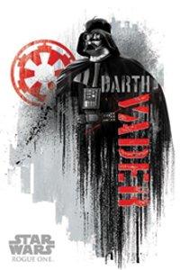 Star Wars Rogue One [Darth Vader Grunge]