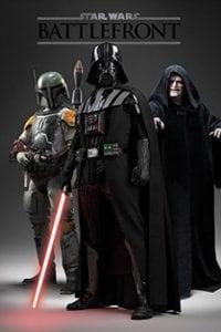 Star Wars Battlefront [Dark Side] Poster
