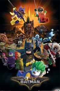 Lego Batman [Boom] Poster