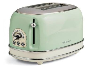 Τοστιέρα - Vintage Toaster 0155/03 Ariete Πράσινο