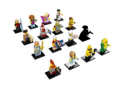 LEGO Minifigures Series 2017