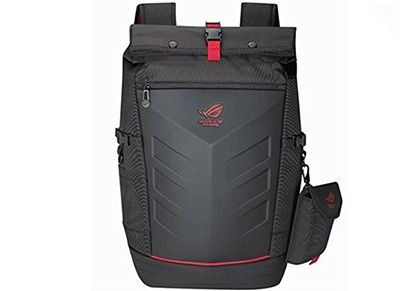 "Τσάντα Laptop Πλάτης 17"" ASUS ROG Ranger Backpack Μαύρο gaming   gaming cool stuff"