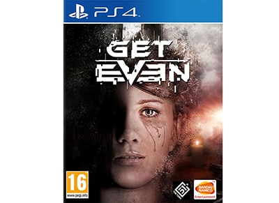 Get Even - PS4 Game gaming   παιχνίδια ανά κονσόλα   ps4