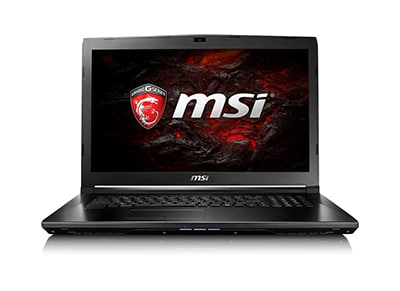 "Laptop MSI GL72 7RD-023NL - 17.3"" (i5-7300HQ/8GB/1TB/GTX 1050 2GB)"