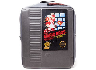Τσάντα Bioworld Nintendo NES Cartridge Backpack - Γκρι