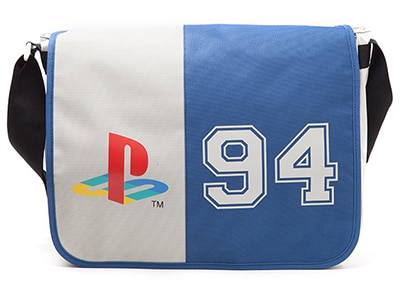 Τσάντα Bioworld Sony PlayStation Classic '94 Logo Messenger Bag