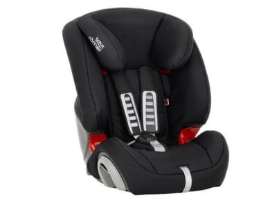Βρεφικό Κάθισμα Αυτοκινήτου Evolva 123 Cosmos Black Britax