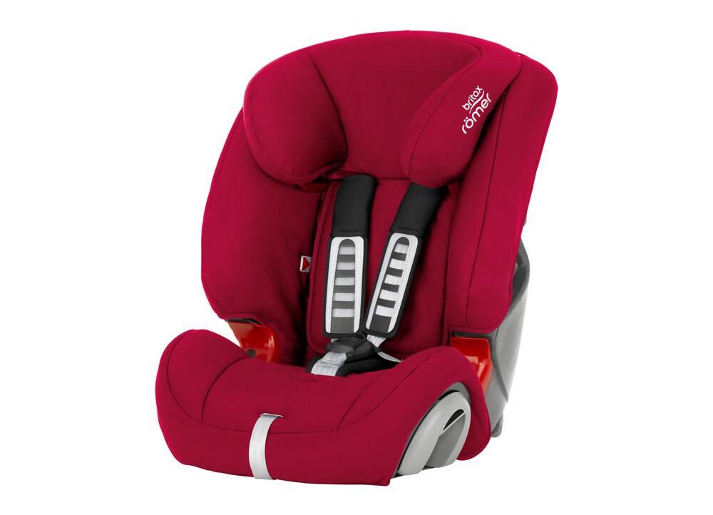 Βρεφικό Κάθισμα Αυτοκινήτου Evolva 123 Flame Κόκκινο Britax