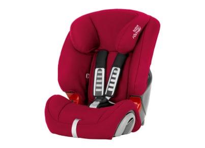 Βρεφικό Κάθισμα Αυτοκινήτου Evolva 123 Flame Red Britax