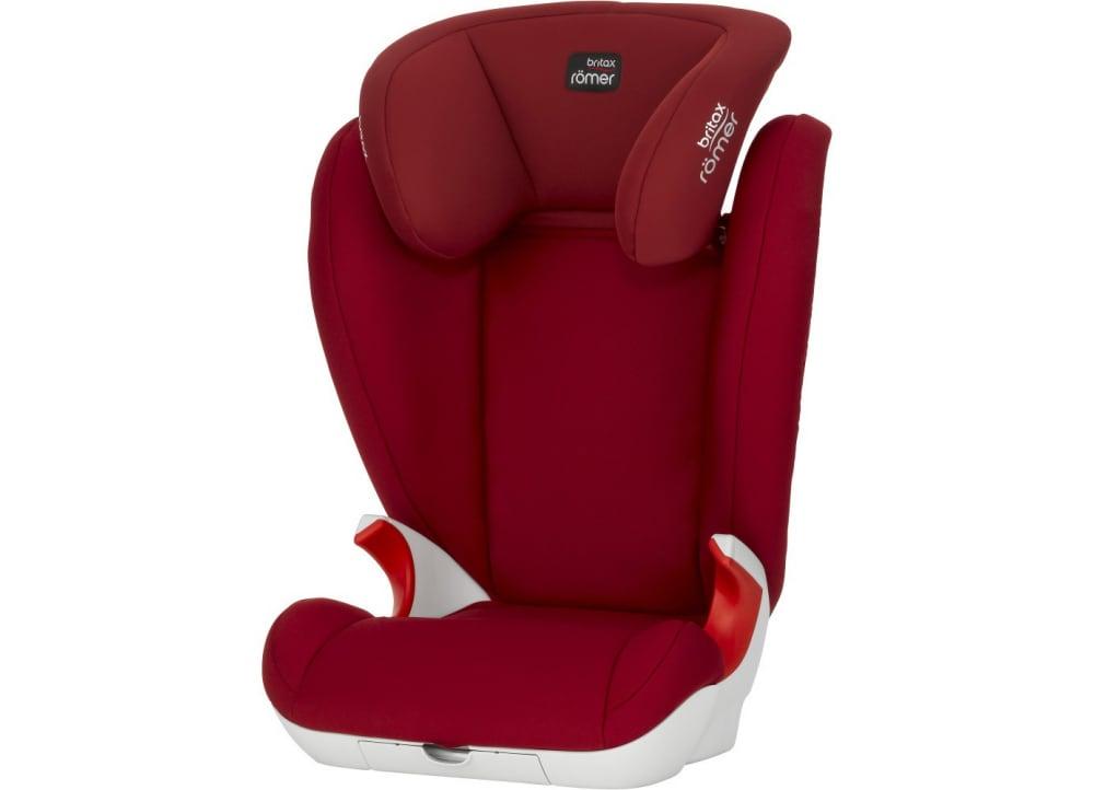 Βρεφικό Κάθισμα Αυτοκινήτου Kid Ii Flame Κόκκινο Britax