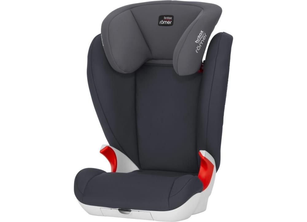 Βρεφικό Κάθισμα Αυτοκινήτου Kid Ii Storm Γκρι Britex