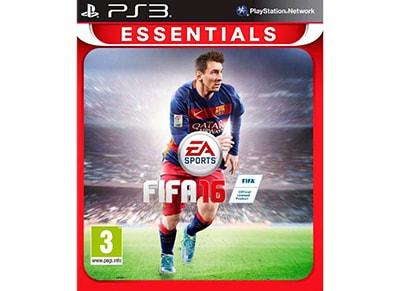FIFA 16 Essentials - PS3 Game
