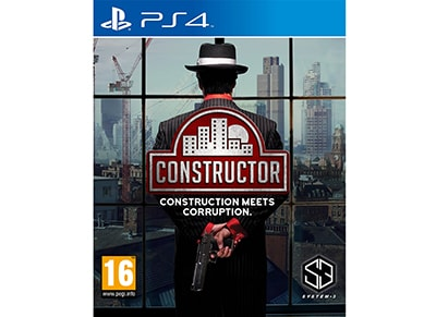 Constructor HD - PS4 Game gaming   παιχνίδια ανά κονσόλα   ps4