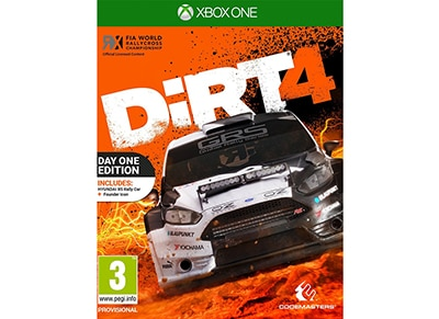 Dirt 4 Day One Edition - Xbox One Game gaming   παιχνίδια ανά κονσόλα   xbox one