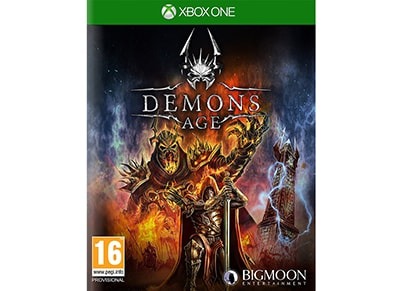 Demons Age - Xbox One Game gaming   παιχνίδια ανά κονσόλα   xbox one