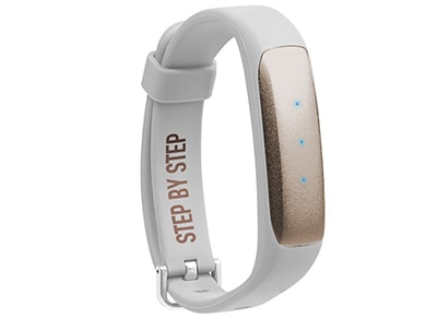 SBS Beat Fit Style Λευκό - Fitness Tracker