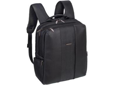 """Τσάντα Laptop Πλάτης 15.6"""" Rivacase 8165 Business Backpack Μαύρο υπολογιστές   αξεσουάρ   αξεσουάρ laptop   τσάντες   θήκες"""