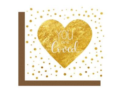 Ευχετήρια Κάρτα LEGAMI Greeting Card You Are Loved