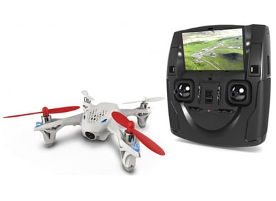 Hubsan H107D FPV - Mini Drone με κάμερα wearables  drones   hitech   drones   τηλεκατευθυνόμενα   drones