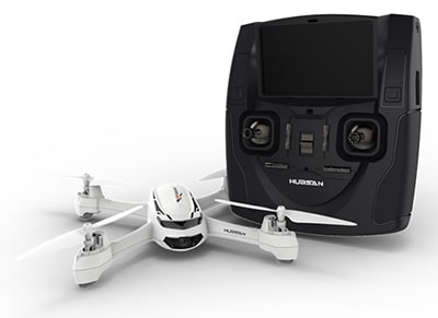 Hubsan H502S X4 Desire FPV Quadcopter -  Drone με GPS