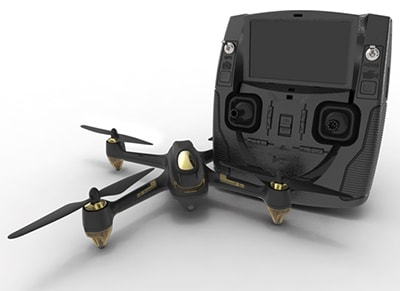 Hubsan H501S X4 Brushless FPV Quadcopter -  Drone με GPS