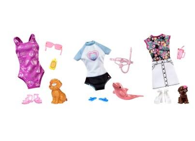 Barbie Περιπέτεια με Δελφίνια - Αξεσουάρ