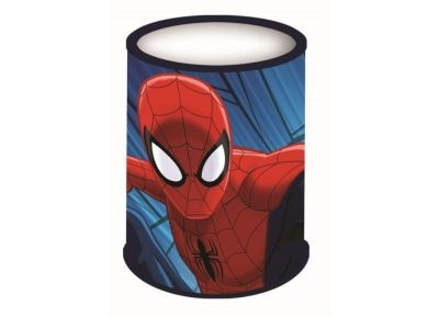 Μολυβοθήκη Μεταλλική Spiderman Gim