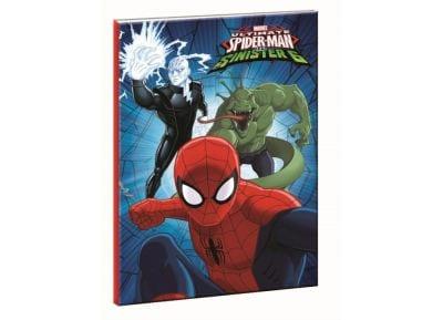 Τετράδιο Gim Spiderman