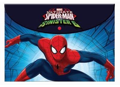 Φάκελος - Gim - Spiderman - Με Κουμπί