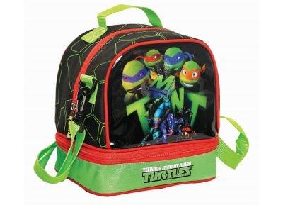 Τσαντάκι Φαγητού- Gim - Ninja Power Turtle - Οβάλ