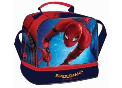 Τσαντάκι Φαγητού- Gim - Spider Man Homecoming - Οβάλ